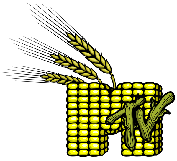 MTV Maize and Corn Logo