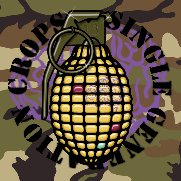 Corn Grenade - Single Generation Crops