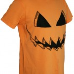 Side - Pumpkin Tee