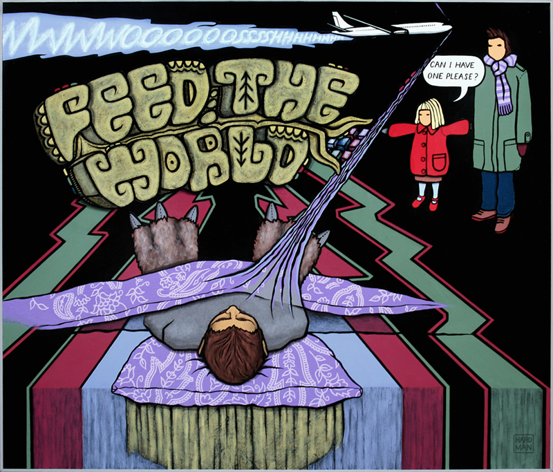 Feed the World 2005