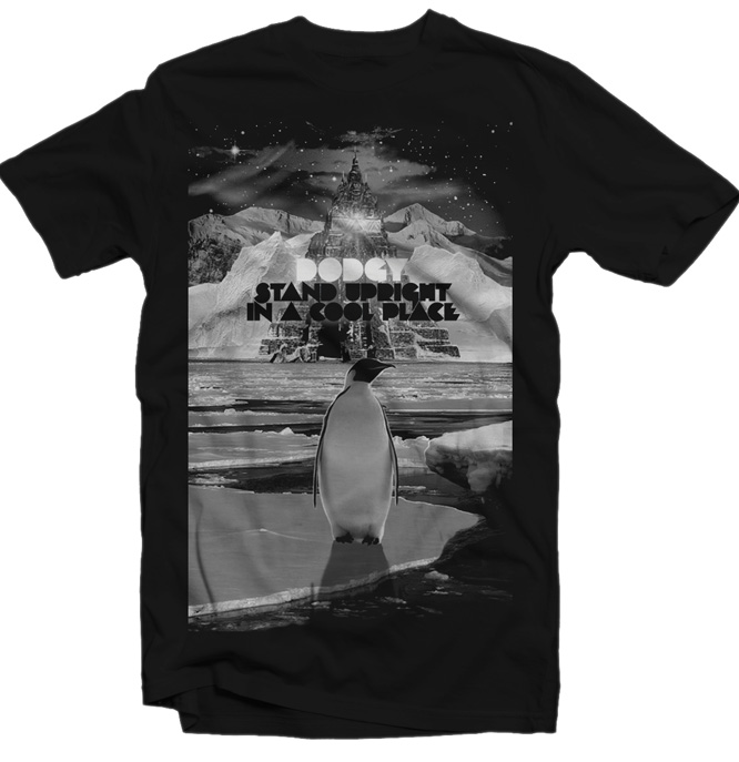 Penguin temple Tee