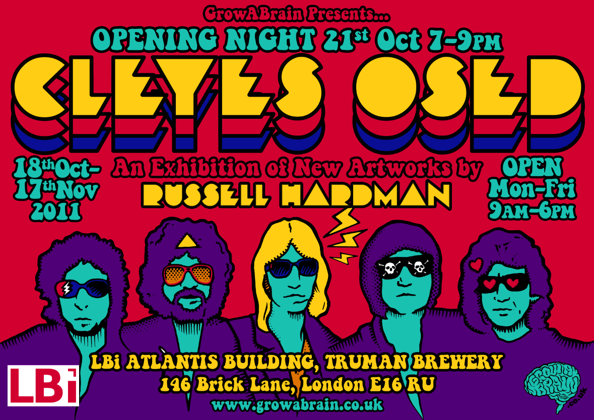 Cleyes Osed Visuals 21st Oct 2011