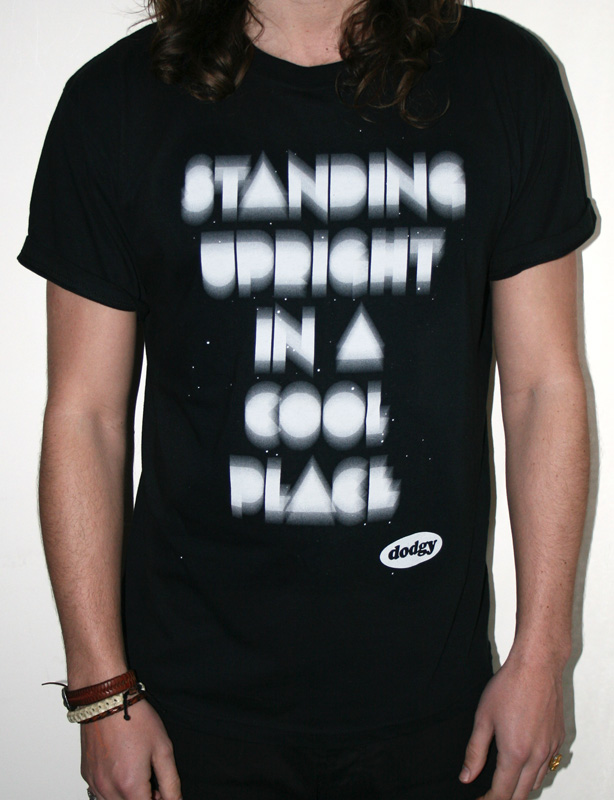 Spaced Out Tour Tee