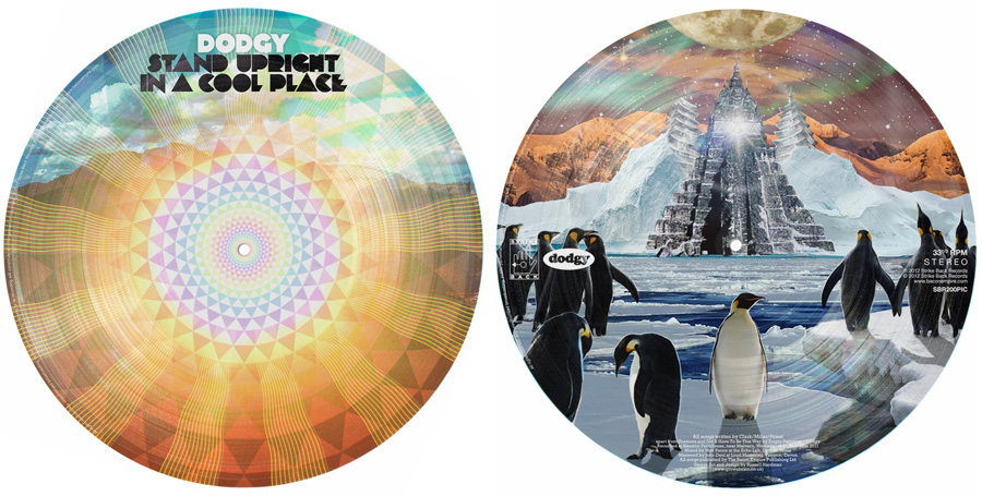 SUIACP Picture Disk LP