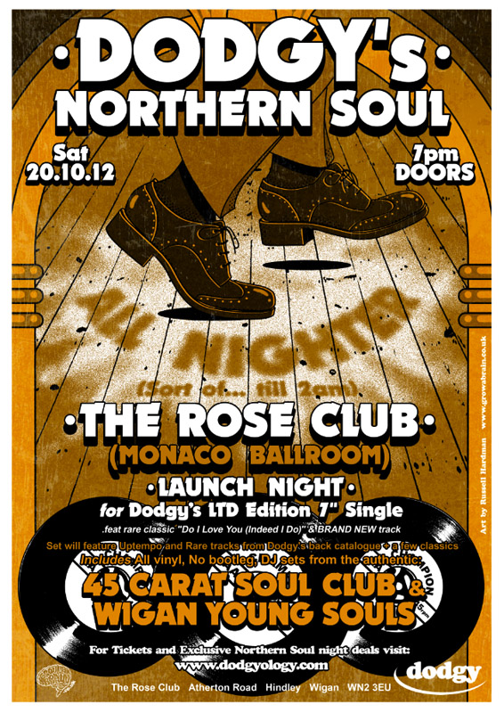 Dodgy's 'Northern Soul All Nighter'