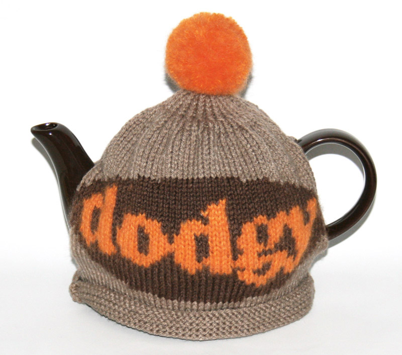 Dodgy Tea Cosy (from the pattern)
