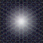 hexagram tessellating tunnel